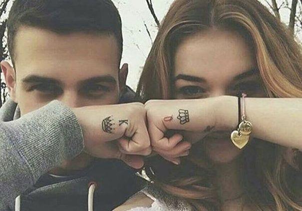 Royal Crown Tattoos für Männer und Frauen  #crown #frauen #manner #royal #tattoos