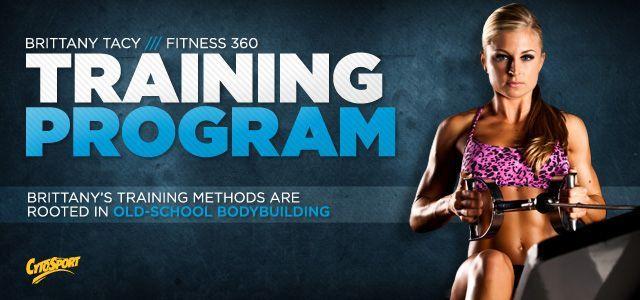 Fitness 360: Workouts & Training - Brittany Tacy, True Brit   Bodybuilding.com -  Fitness 360: Worko...