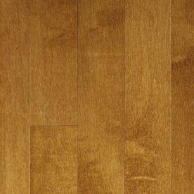 Mullican Flooring Muirfield 3 In W Prefinished Maple Hardwood Flooring Golden 15557 Mullican Flooring Maple Hardwood Floors Solid Hardwood Floors