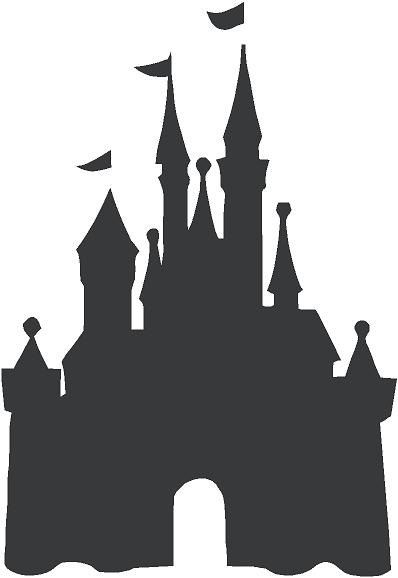 Disney Castle Disney Magic Band Decal Disney Decal Disney Etsy Disney Castle Silhouette Disney Sticker Castle Silhouette
