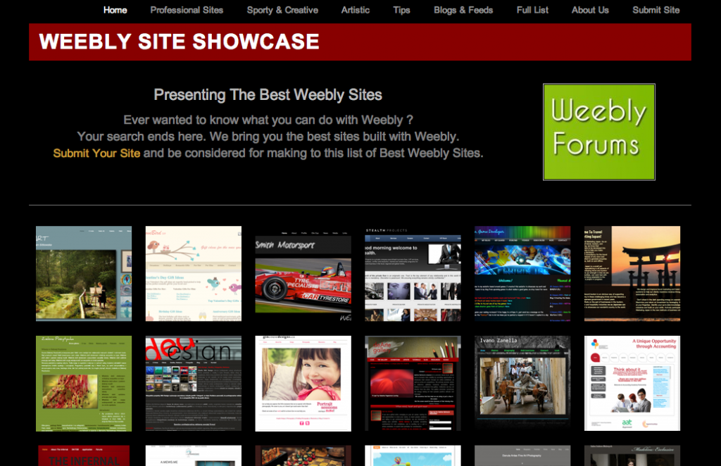 Weebly Forums - a platform for people to discuss topics ranging ...