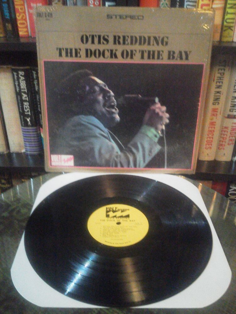 Everything Still Remains The Same Dock Of The Bay Otis Redding Vinyl Lp 1st Pressing 1968 Dock Of The Bay Otis Redding Otis