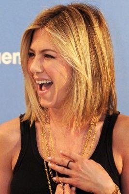 Bild 23 Bob Frisuren Der Stars Top Of The Bobs Joy De Bob Frisur Jennifer Aniston Jennifer Aniston Haar Haarschnitt Ideen