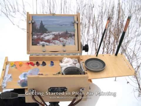 Artists Network University: Oil, Drawing and Plein Air Courses Start Nov...