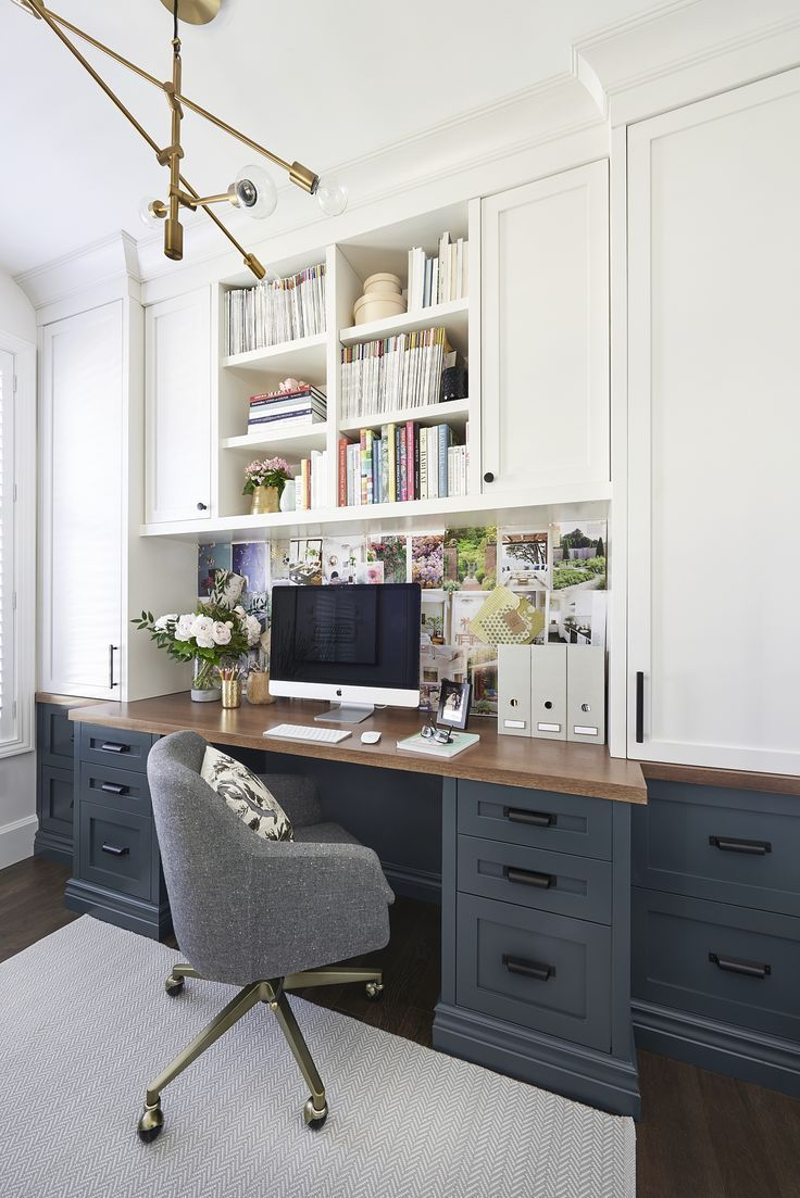 am so thrilled to be sharing my steps earning your personal diy computer workdesk with you modern desk interior design ideas also  feminine home office for girl who loves comfy glam rh pinterest