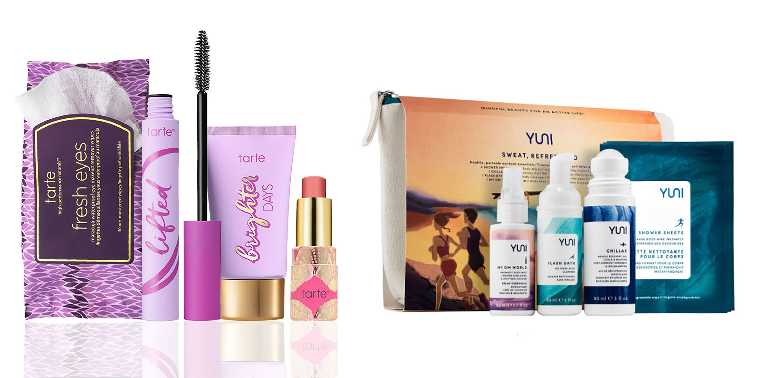 Allure Best Of Beauty 2020.You Need One Of These Post Workout Beauty Kits In Your Life