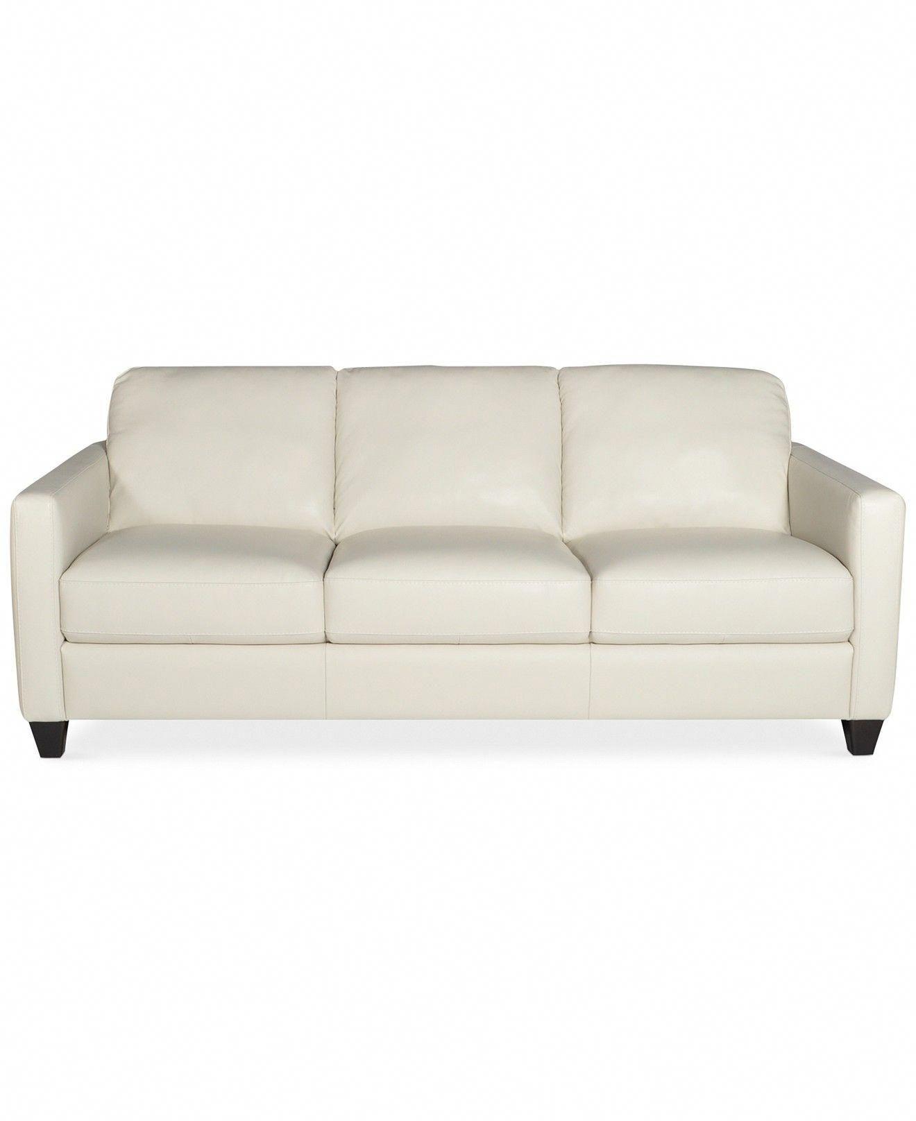 Macy S Furniture Black Leather Sofa Www Resnooze Com