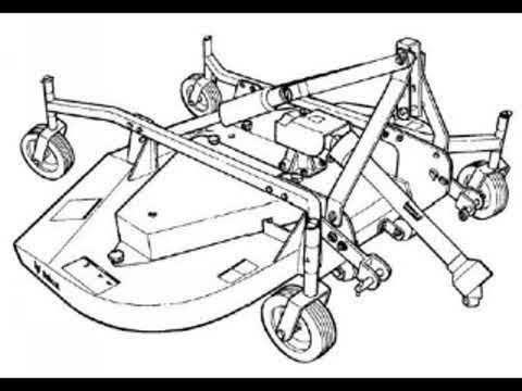 Bobcat Mower Diagram