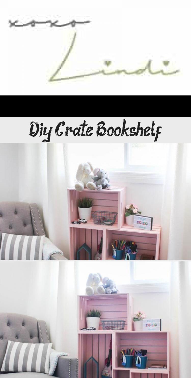 Photo of Diy Crate Bücherregal – Dıy Dekor – Beeindruckend! Erstaunliche Boxbücher …