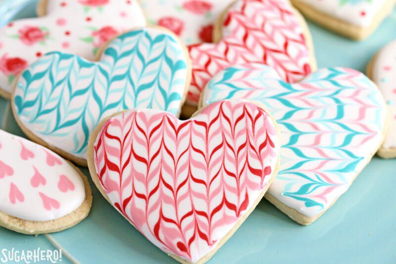 Valentine S Day Sugar Cookies Recipe Cookies Cookies Sugar