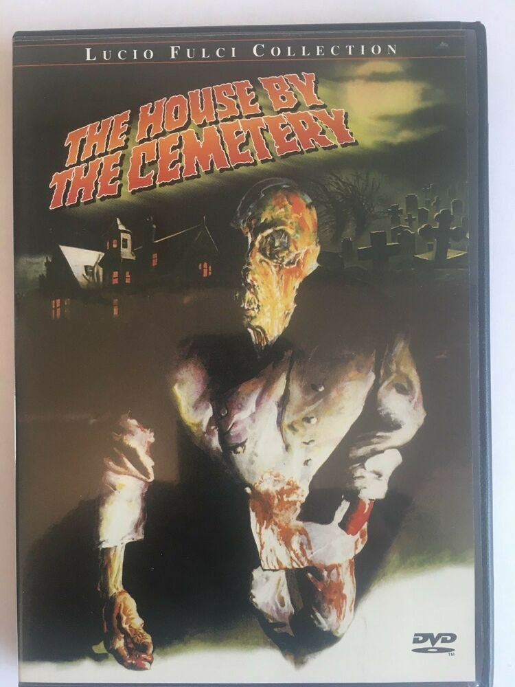 The House By The Cemetery Dvd Region 1 Uncut Amp Unrated