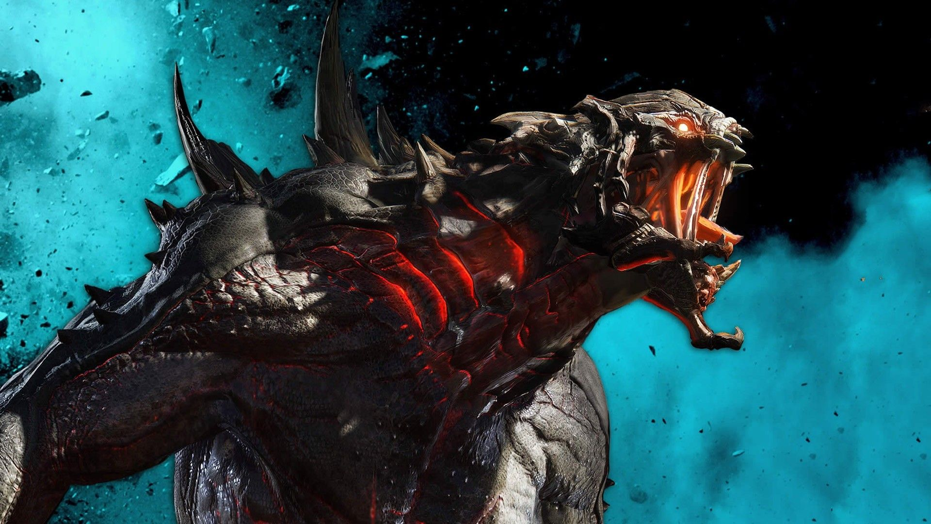 Xbox One, Evolve, PlayStation 4, video games