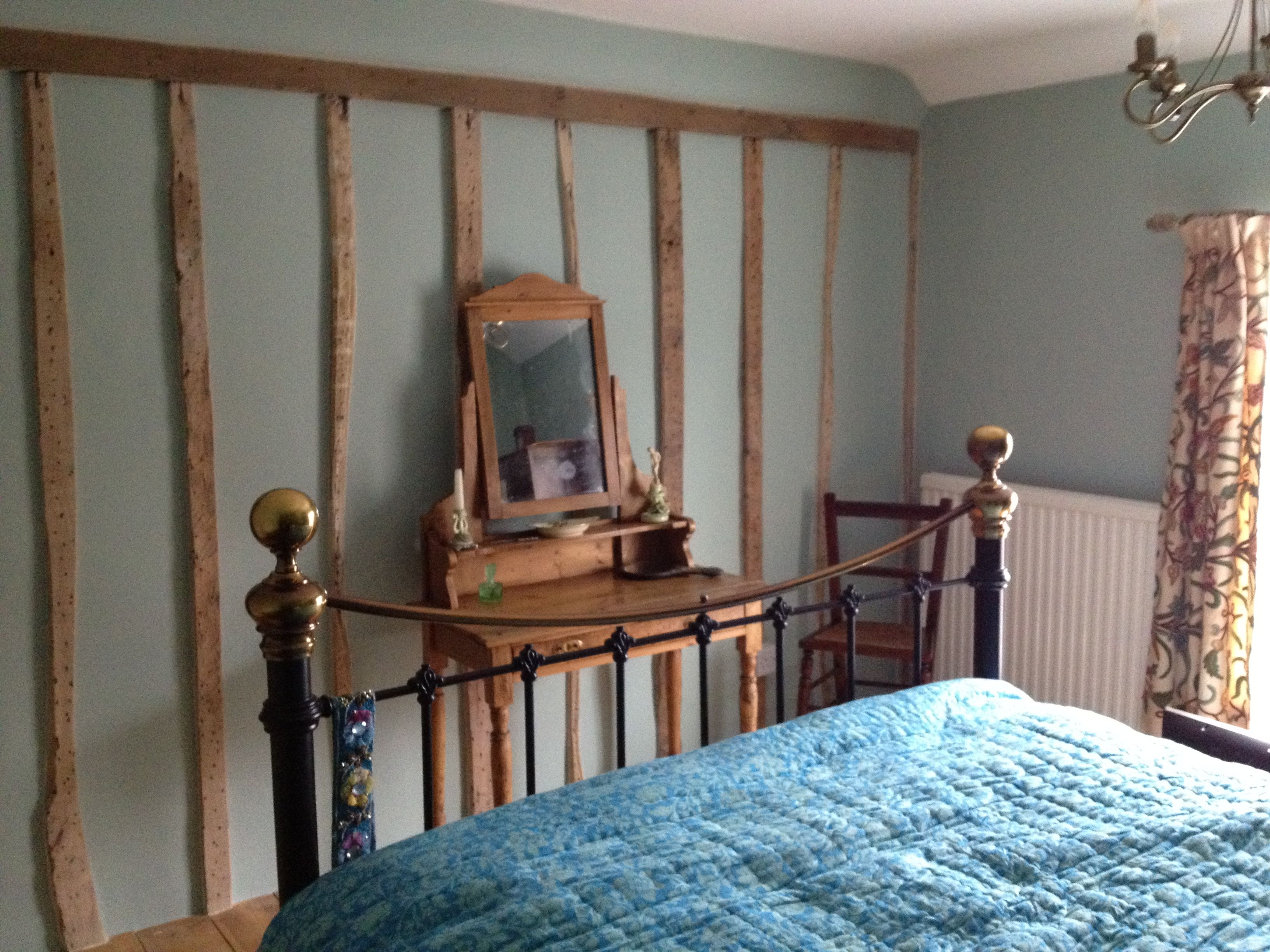 English Cottage Bedroom