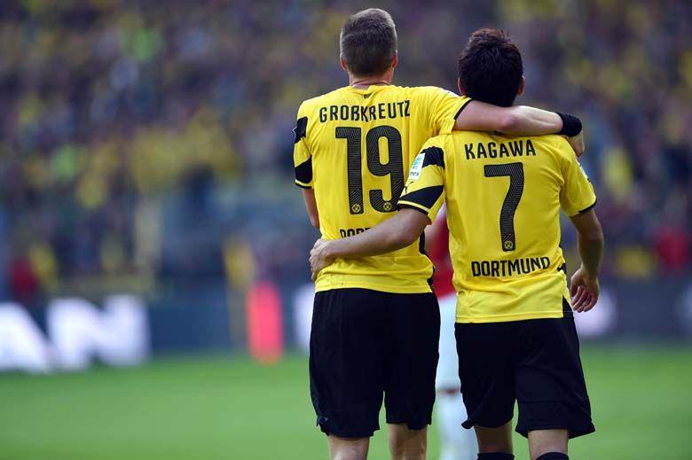 Borussia Dortmund Karriere