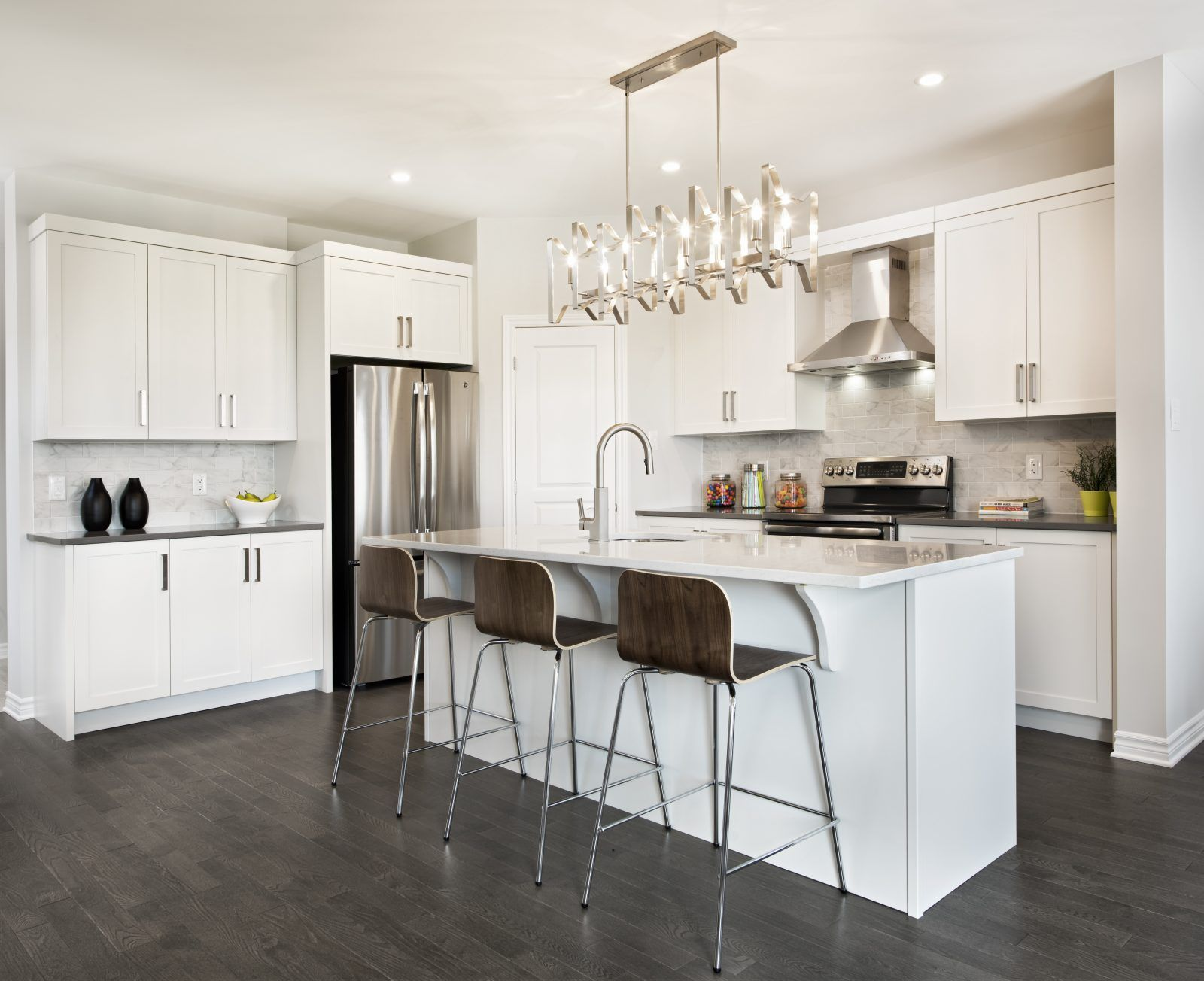 The Hamilton At Clarence Crossing By Eq Homes Kitchen
