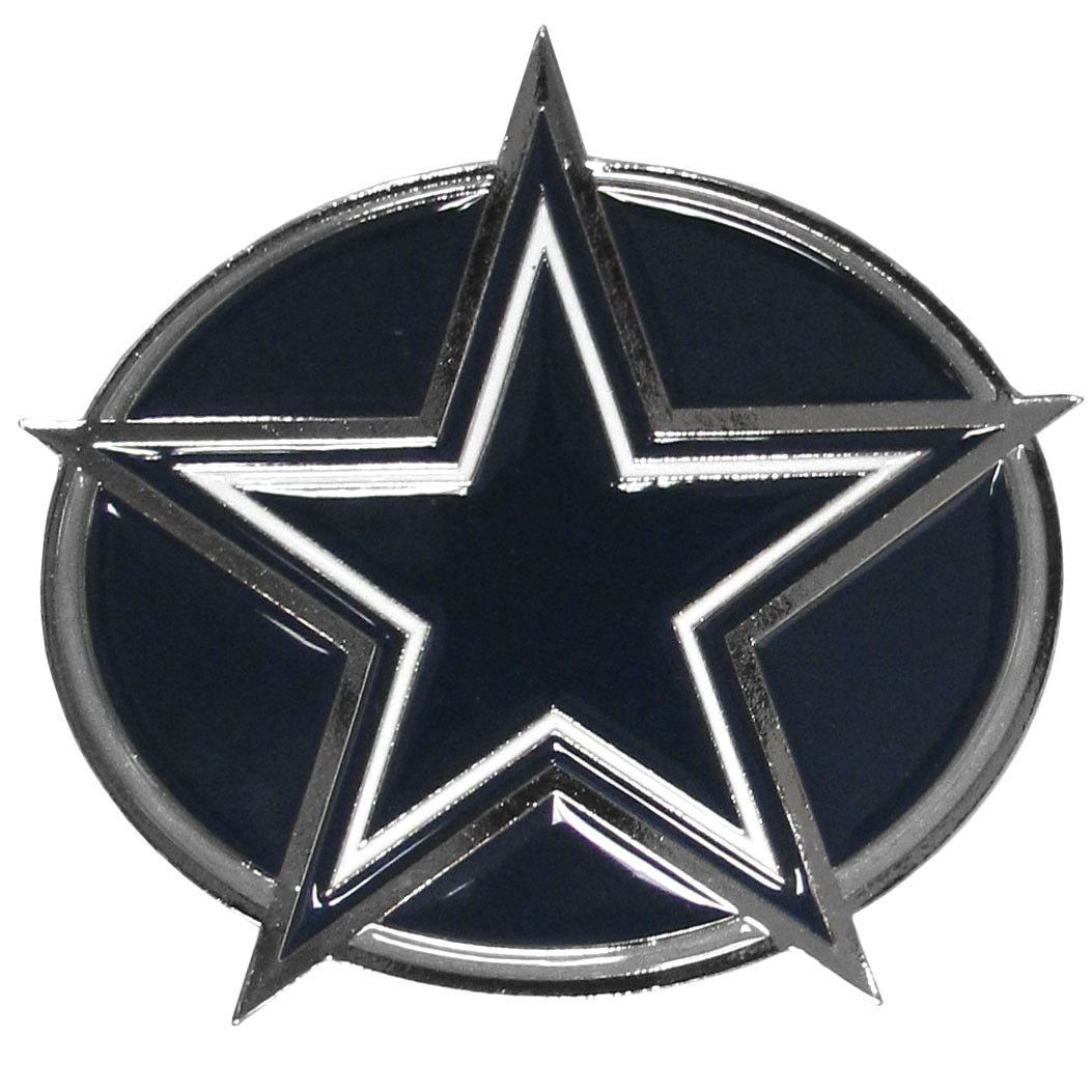 Dallas Cowboys Hitch Cover Class III Wire Plugs