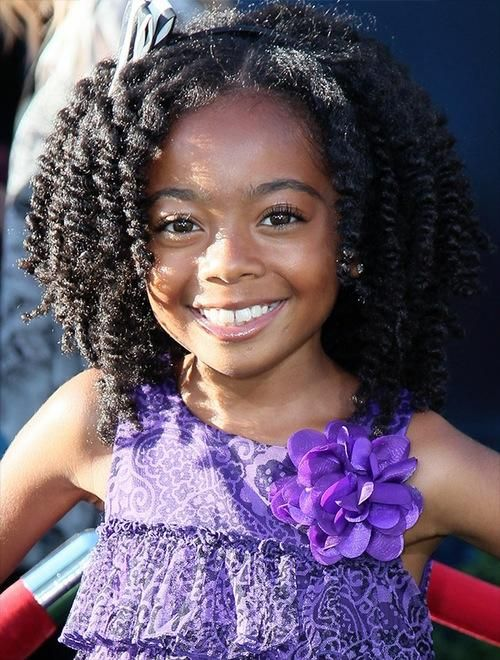 Phenomenal 1000 Images About Curly Kids On Pinterest Afro Puff Natural Short Hairstyles Gunalazisus
