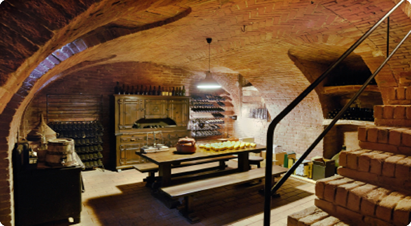 root cellars short term food storage beautiful brick root cellar rh pinterest com