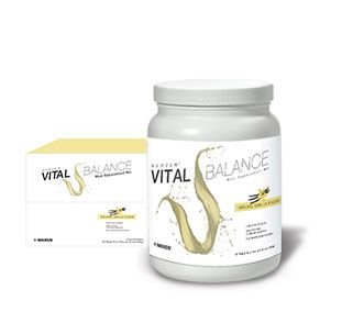 More than a protein meal replacement, Kenzen Vital Balance is a functional food — a unique formulation designed to support essential biological processes. It includes ingredients that help to burn fat and boost metabolism, promote healthy brain function and natural elimination of toxins. Probiotics assist in digestive and immune system activity.