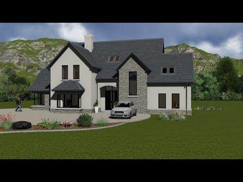 Irish House Plans Dorm149 Youtube Irish House Plans Irish Houses House Designs Ireland