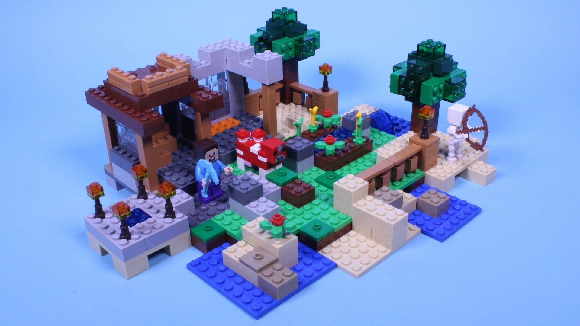 11++ Lego minecraft crafting box 21116 ideas