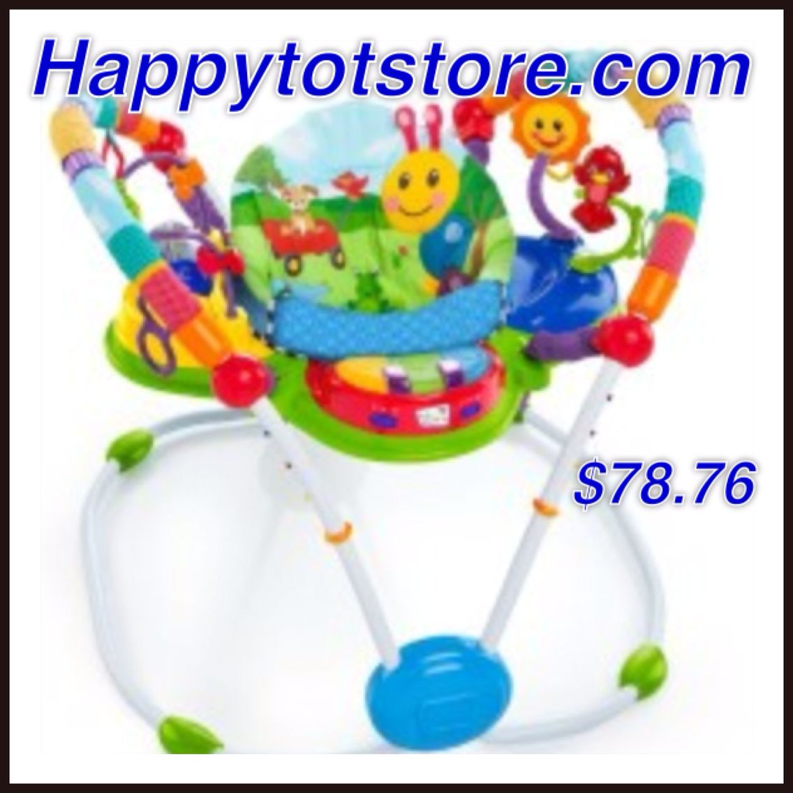 a953f0488a72 Little ones will jump with delight as they explore the neighborhood ...