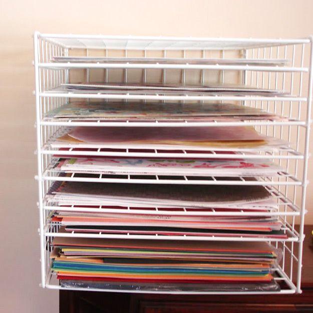 50 clever craft room organization ideas nociones de costura 50 clever craft room organization ideas solutioingenieria Images