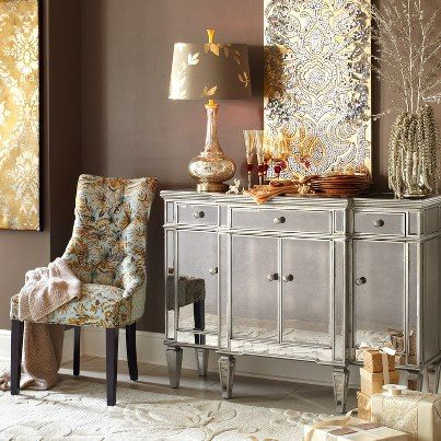 Pier One Mirrored Buffet Google Search Decor Interior