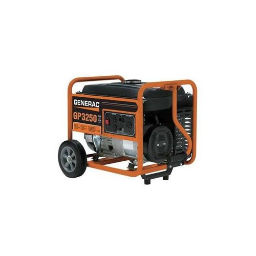3750W Powered Portable Generator Electric 120-140Volt Power Home