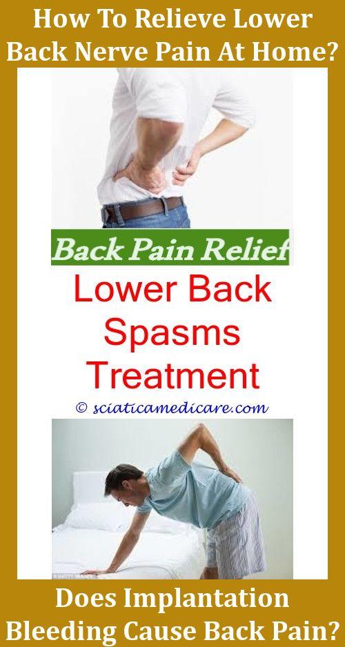 Pin di Back Injury Treatment