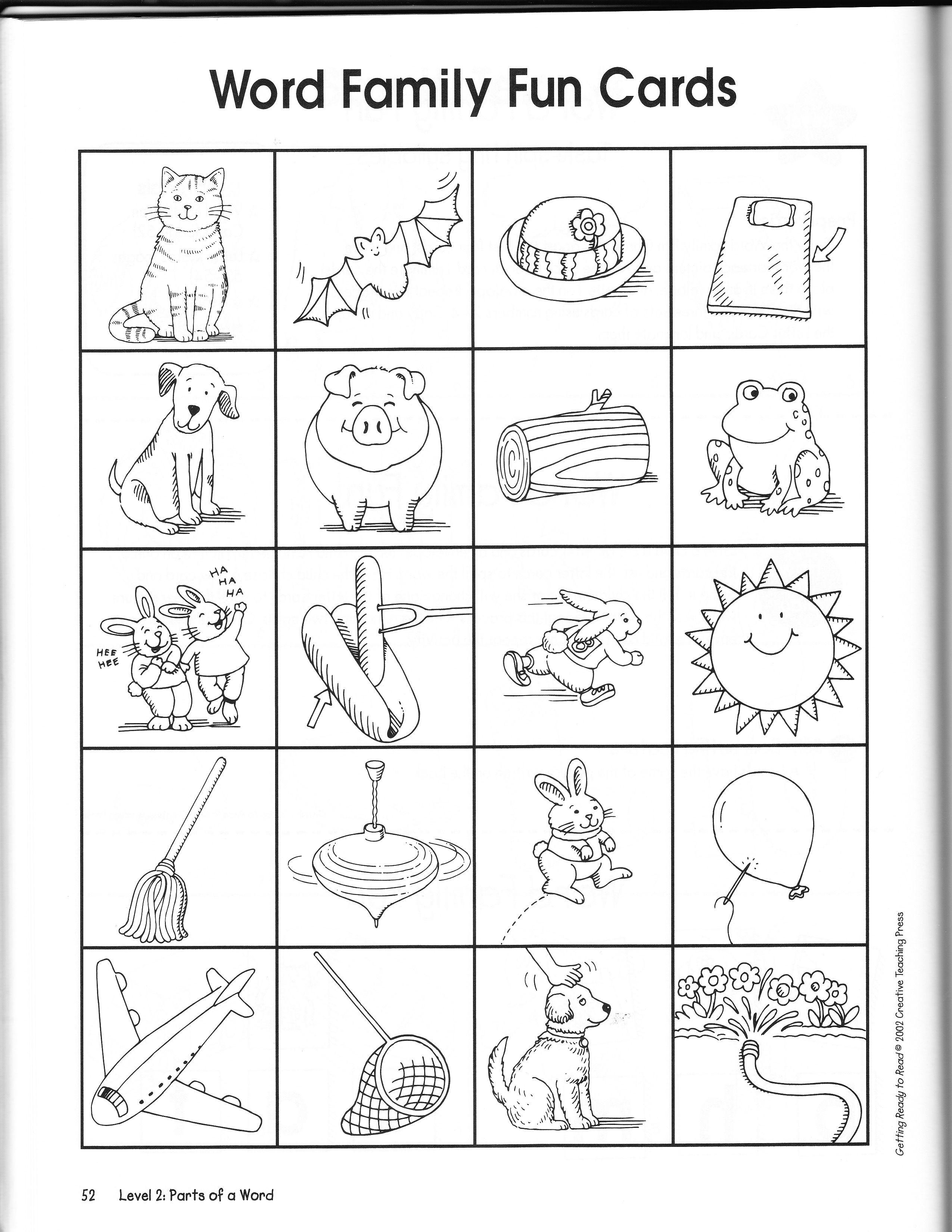 Parent Games Kindergarten Nana Rhyming Worksheet Kindergarten Worksheets Printable Kindergarten Worksheets [ 3300 x 2550 Pixel ]