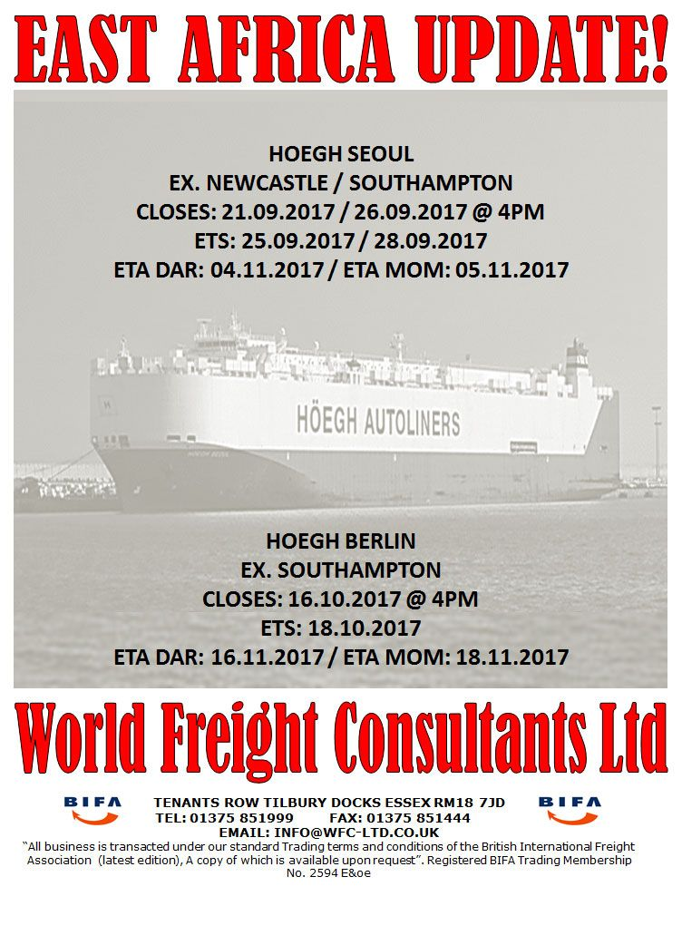 Truck And Plant Shipping World Freight Consultants | Web