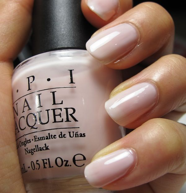 Opi Femme De Cirque Swatches Step Right Up Opaque Pink Nail Polish