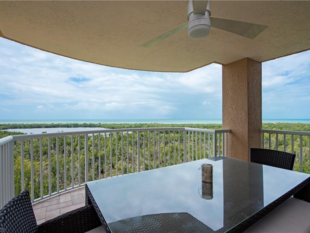 Panoramic Gulf View, West Exposure, with Worldclass