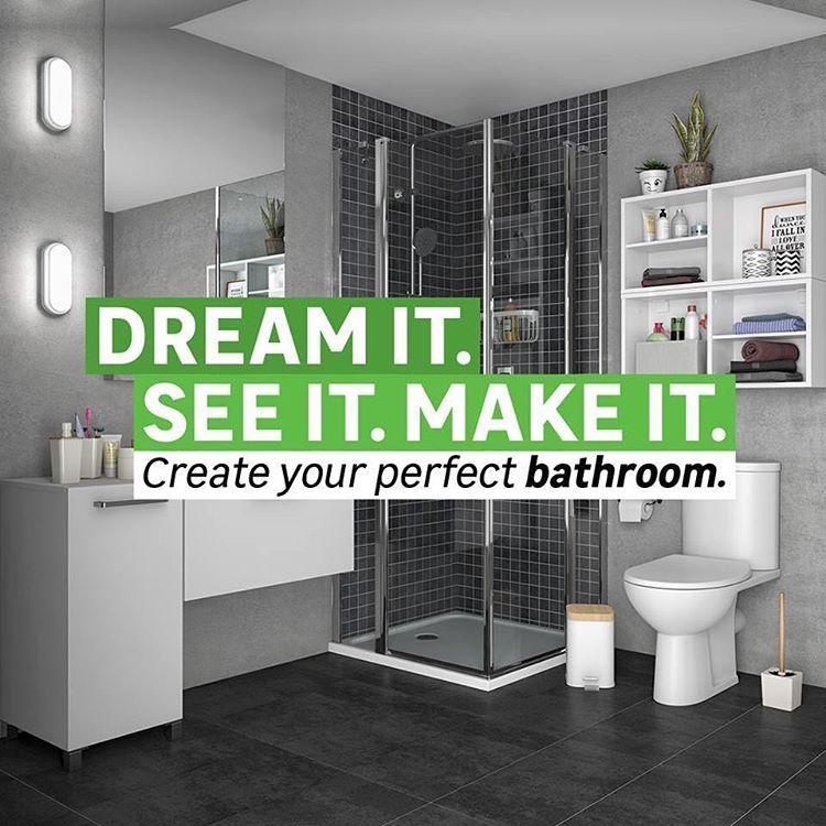 Leroy Merlin South Africa Leroymerlinsa Photos Et Videos Instagram Bathroom Inspiration Bathroom Bathroom Renovation