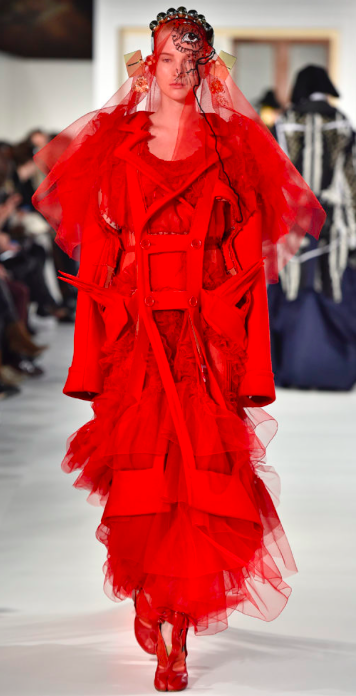John galliano para maison margiela alta costura ver o for Galliano margiela