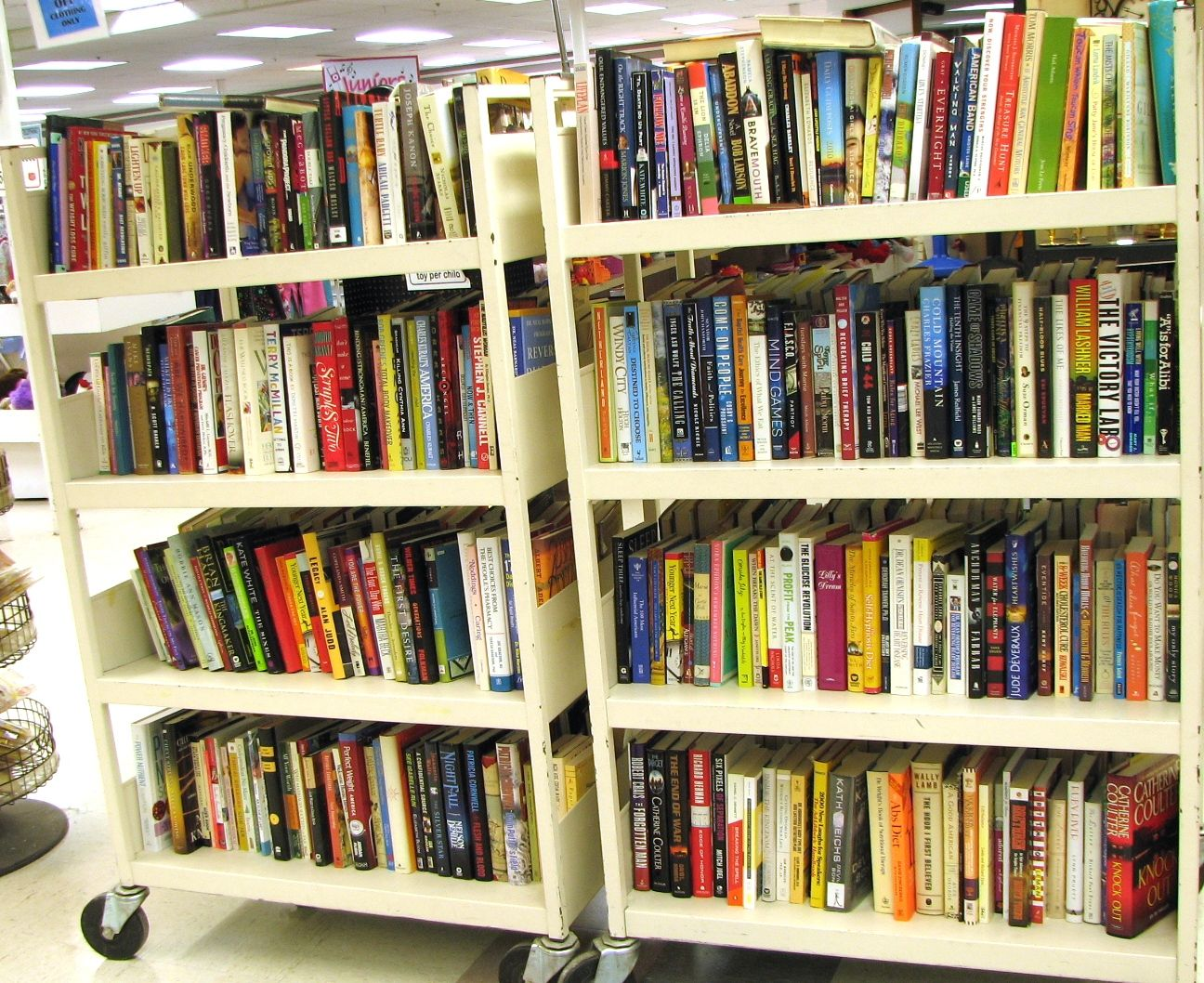 huge selection of used books https www facebook com pages the