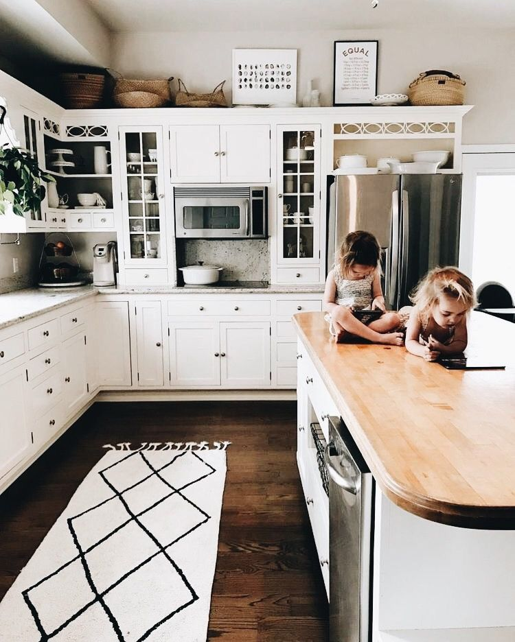Kiddos Home Home Kitchens Stylish Kitchen