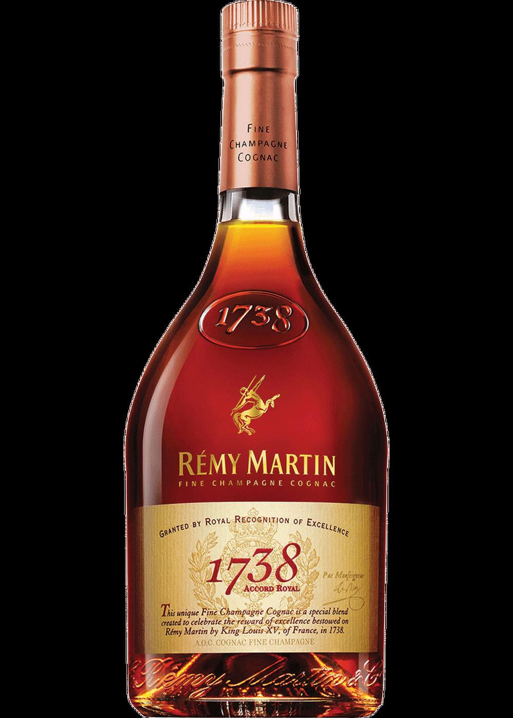 Remy Martin 1738 Remy Martin Wine Bottle Wine