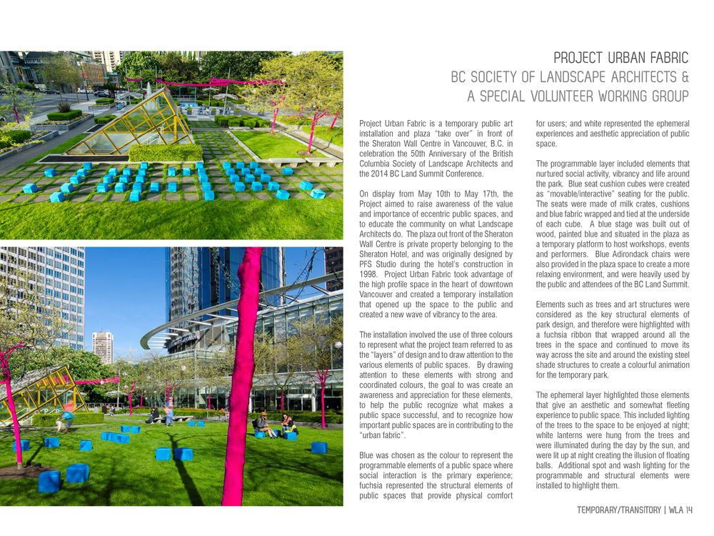 World Landscape Architecture Malmo