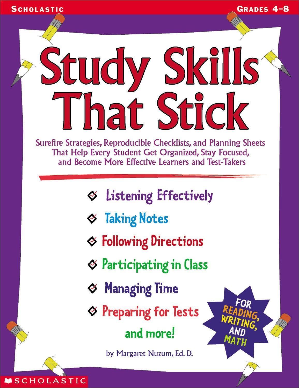 450 Study Skills Stuff Ideas Study Skills Teaching Skills