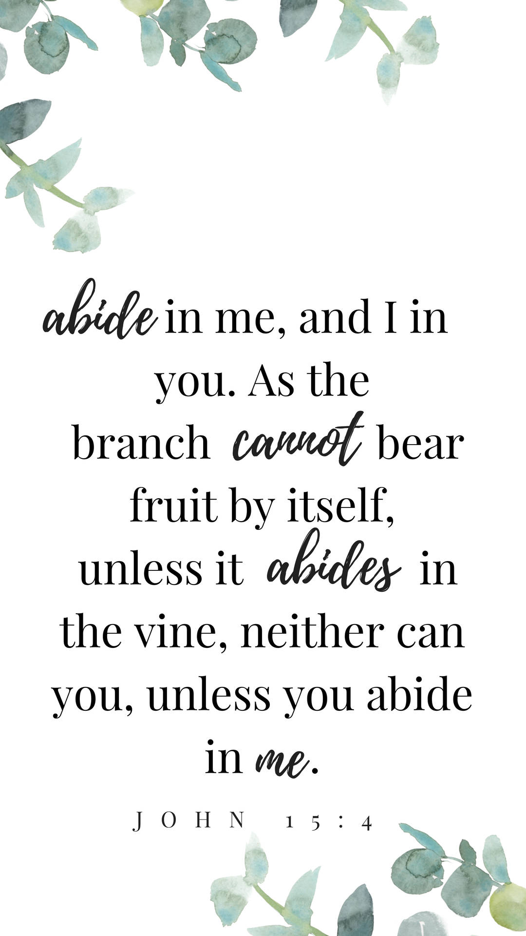 Make A Habit Of Abiding My Lord And Savior Pinterest Bible