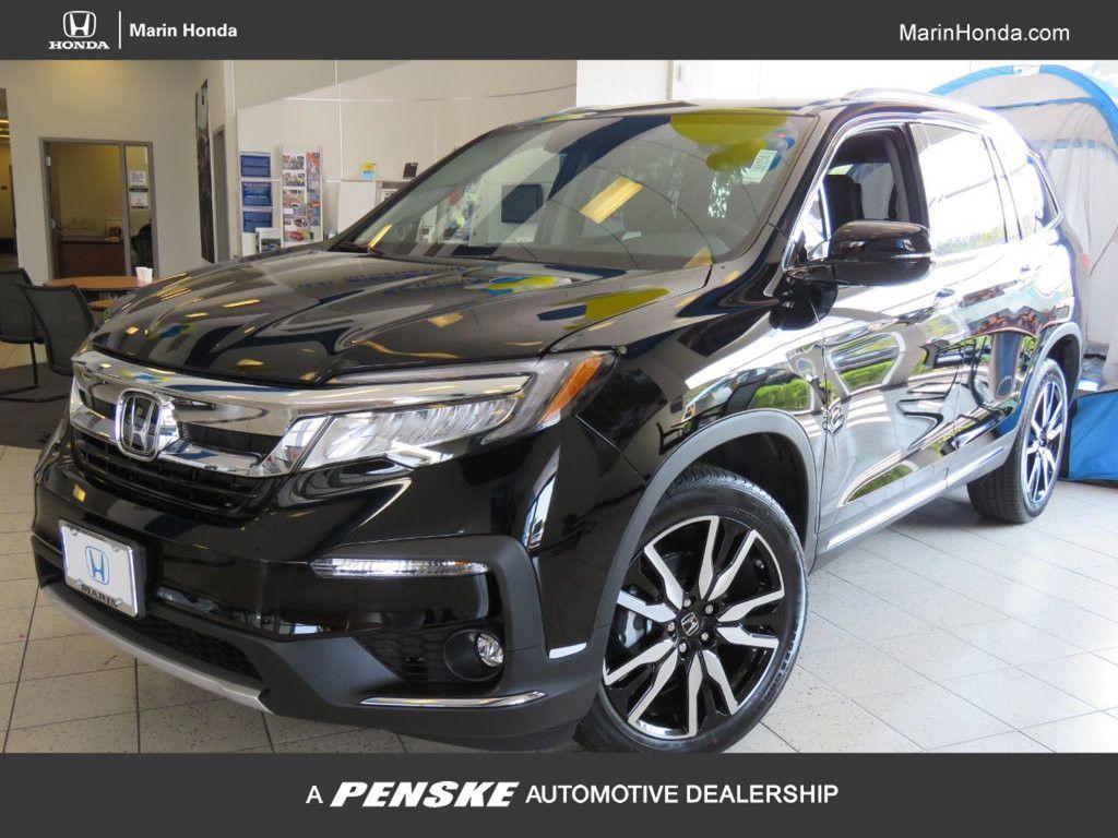 2019 Honda Pilot Msrp