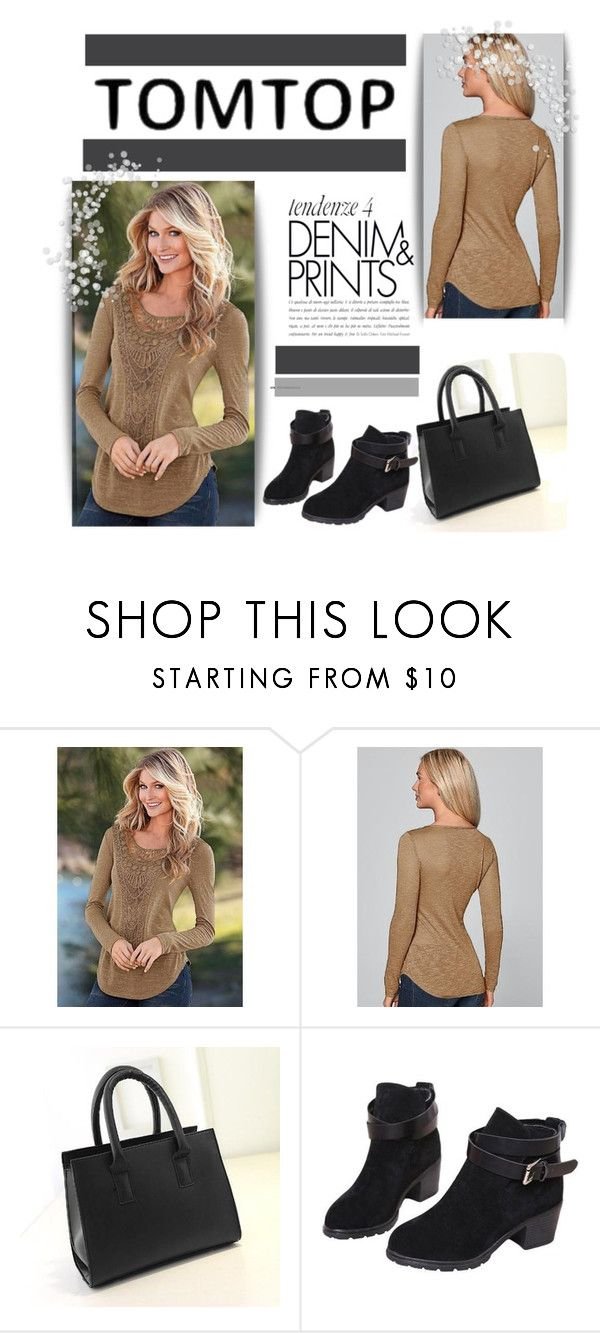 """""""Tomtop+5"""" by fashion-addict35 ❤ liked on Polyvore featuring vintage, tomtop and tomtopstyle"""