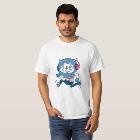 Funky Monster Beats T-Shirt - click to get yours right now!
