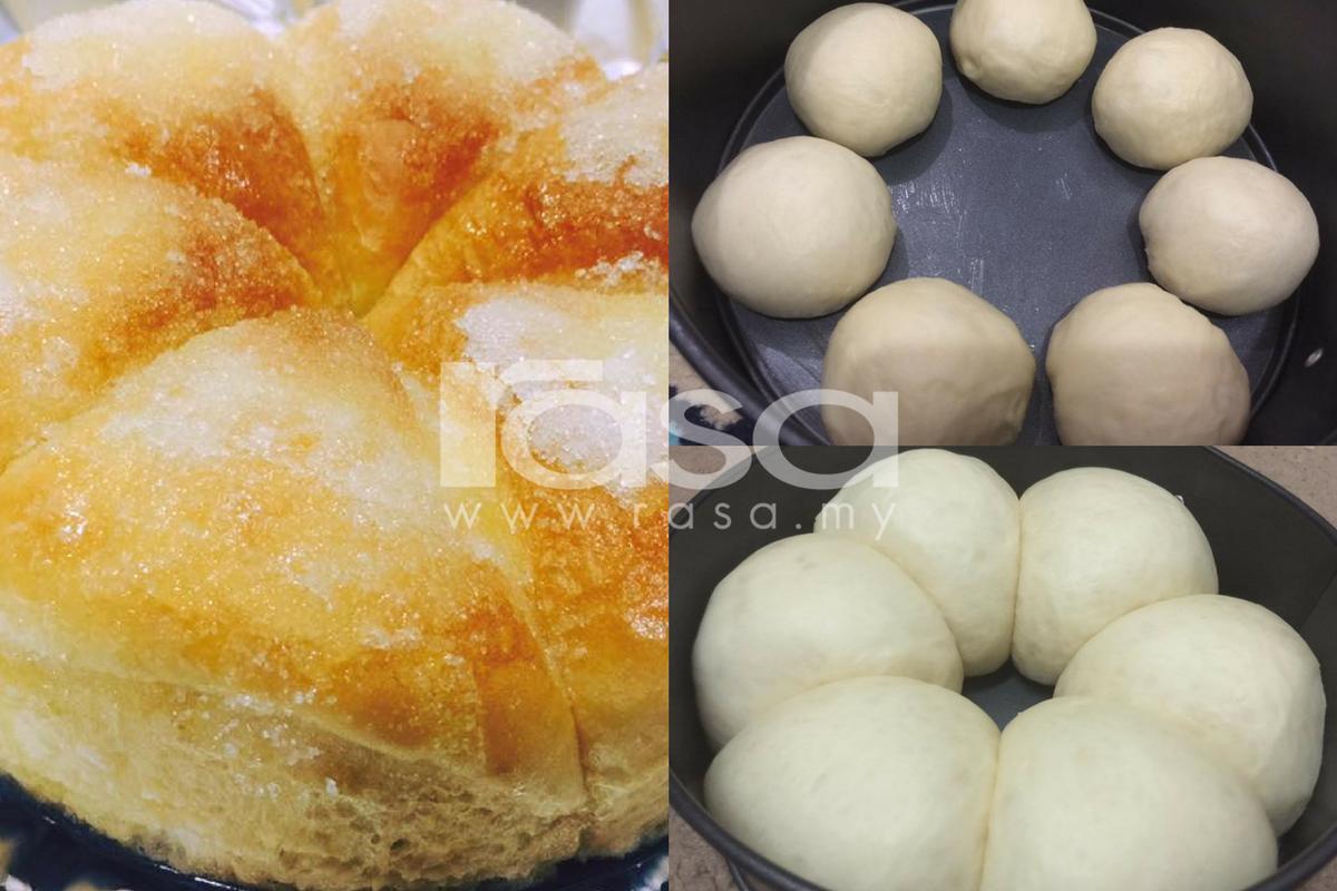 Roti Manis Selembut Kapas Lembut Digigit Cair Dimulut Rasa Malaysian Food Food Roti