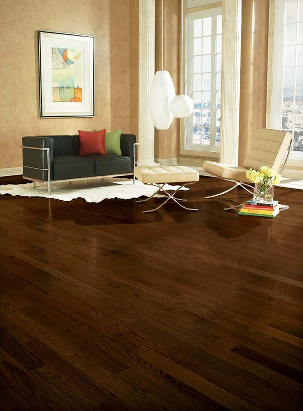 Goodfellow Dundee Plank Mocha Refinishing Hardwood