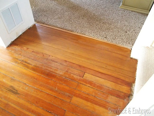 Patching And Matching Hardwood Floors