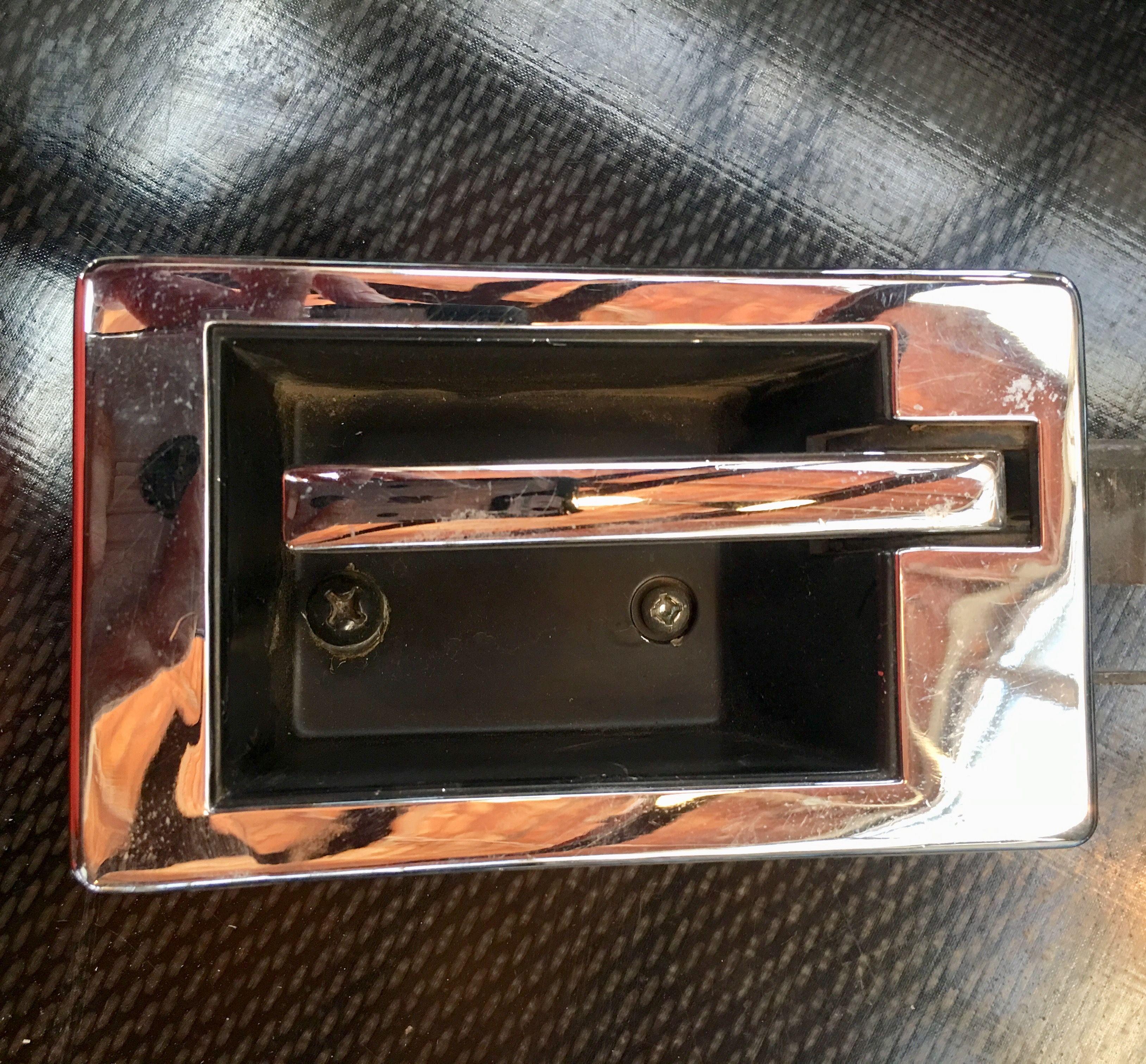 1402632 Rv Door Handle Abs Plastic Used Door Handles Used Parts Handle