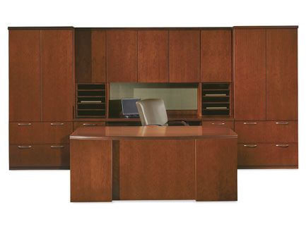 Definition Desk and Storage | Kimball furniture, Furniture ...